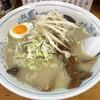 ラーメン利尻 - 料理写真:とんこつ塩ラーメン(700円)★★★★☆