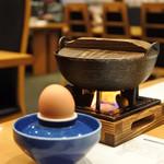 岡喜本店 - すき焼きは一人鍋