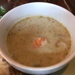 アジアン食堂 ジョージのレシピ - 海老チラ見せ♪