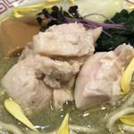 五ノ神水産 - 鶏ムネ肉のコンフィ