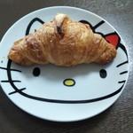メルク - 料理写真:食感が良いクロワッサン