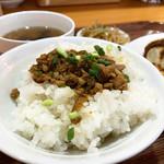 96494205 - 魯肉飯(ルーローハン)