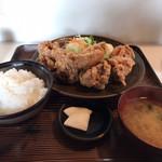 食堂 くろき - 料理写真: