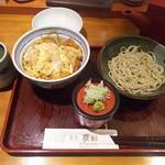 蕎麦 萩田 -