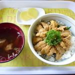 漁師の店 - うに丼(1500円)