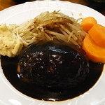 Restaurant Ban  - 黒毛和牛ハンバーグ 自家製デミソース