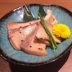 海鮮個室居酒屋 瀬戸 - カンパチの炙り〜