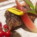 海鮮個室居酒屋 瀬戸 - 秋刀魚の照り焼きアップ