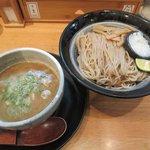 麺匠 たか松 - つけ麺2018.11.12