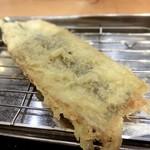 96503277 - 秋刀魚の天ぷら