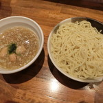 Meigenso - 塩つけ麺 大盛