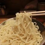 Meigenso - 麺リフト。小麦粉の香りが楽しめるモチモチ麺(^^)