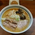 Ramenfukunoya - らーめん(味噌)