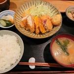 美松 - ささみと野菜フライ