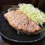 キセキ食堂 - キセキ食堂(埼玉県上尾市本町)ろーすステーキ(180g)単品 650円