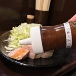 キセキ食堂 - キセキ食堂(埼玉県上尾市本町)ろーすステーキ(180g)単品