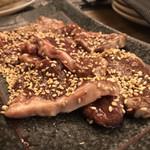 羊 BEEE 恵比寿ジンギスカン海月千葉店 - 味付けマトン
