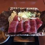 96508955 - 【飛騨牛朴葉味噌焼】毎日食べたい。