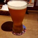 福島クラフトビールキッチンPOGO - PUNK IPA♪