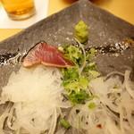 旬彩庵 - 枕崎産 かつおわら焼き 塩たたき