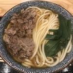 96513327 - 炙り肉うどん(並)