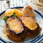 96515047 - 神楽坂フレンチトースト 季節の梨と自家製レモンクリーム