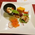 chuugokuryourigouka - 前菜盛り
