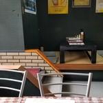 マサラダルバール - 畳の座敷もあり