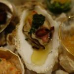 マーレキアーロ - 牡蠣のロースト
