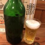 ひな酉 ふじ乃 - ひな酉 ふじ乃(ハートランドビール)