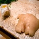 鮨ふるかわ - ガリ
