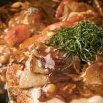 京ちゃばな - 豚肉のトマトお好み