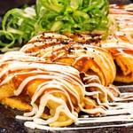 京ちゃばな - 京風角煮のとんぺい焼き