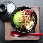 京ちゃばな - 宇治抹茶の壺