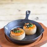 京ちゃばな - 大根のステーキ うに味噌田楽