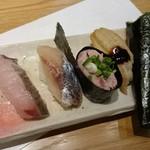 本格握り寿司と旨い酒 ふらり寿司 -