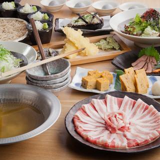 宴会ご予約受付中!選べる鍋付き宴会コースが人気!3990円~