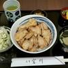 麻布 宮川 - 料理写真:焼き鳥重980円。
