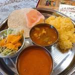 インド・ネパールレストラン マナシ  - 料理写真: