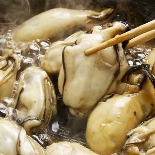 ★☆冬の牡蠣フェア☆★