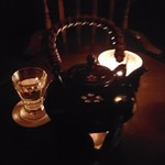 96538799 - 上司のウイスキーお湯割り