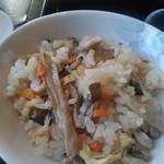 美々卯 - [料理] かやくご飯 アップ♪w ①