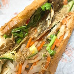 Bánh mì Bà Ba - ぱかぁ