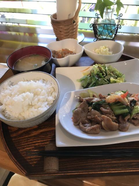 ハレル - 日替わり定食