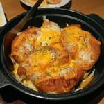 串DINING桜山 - ポテト餅のチーズ焼き