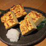 串DINING桜山 - 厚焼き玉子