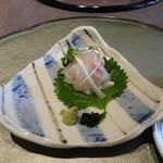 ねもと - 真鯛のお造り