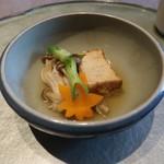 ねもと - 季節野菜の炊合せ