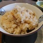 ねもと - 根菜の炊き込みご飯