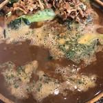 シンパティカリモーネ - チンゲン菜とチキンカツのカレーライス 大盛 アップ